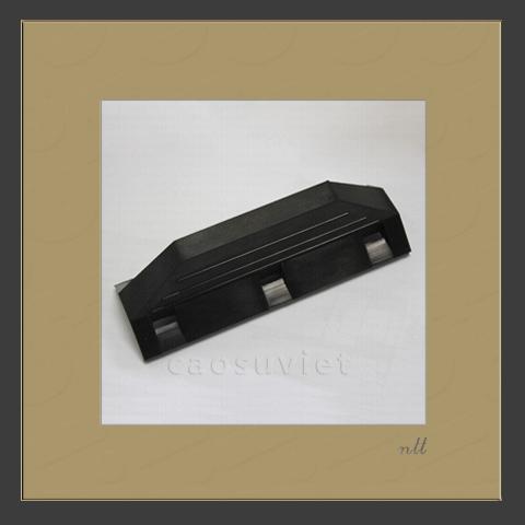 Vibration damping rubber sheet